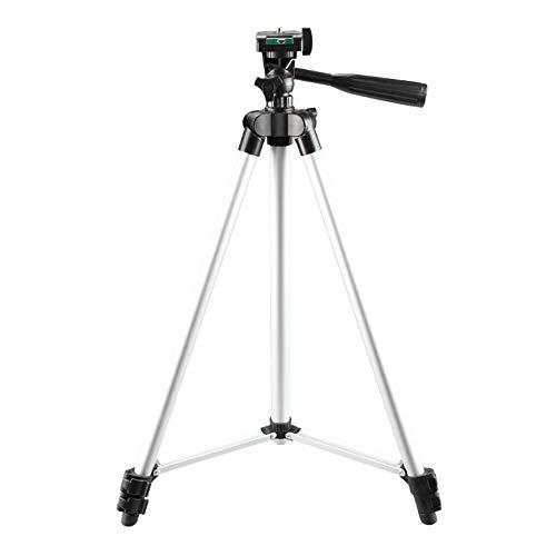 Andoer Complete Lightweight Tripod Camera Tripod 130cm Adjustable Three...
