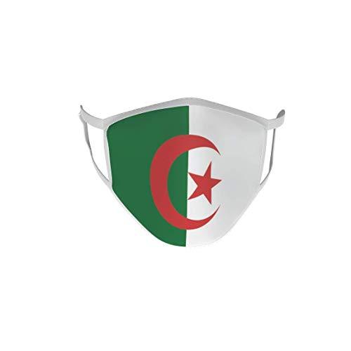 U24 Behelfsmaske Mund-Nasen-Schutz Stoffmaske Maske Algerien