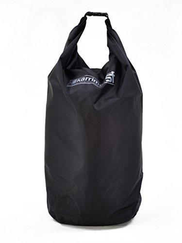 karrimor SF Dry Bag ・ カリマーSF ドライバッグ 耐水バッグ 耐水袋 (ブラック, 40L)