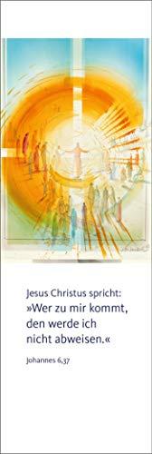 Jahreslosung Münch 2022 - Lesezeichen (10er-Set) (Edition Eberhard Münch)