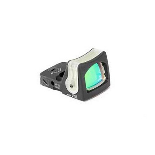 Trijicon RM04 RMR 7 MOA Dual-Illuminated Amber Dot Sight,Black