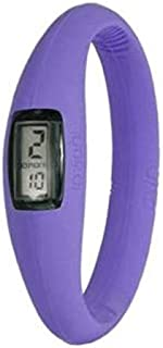 IOION C-VLT06-I Casual Watch For Unisex Digital Silicone - Purple