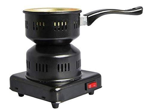 SweedZ Shisha Anzünder Kohleanzünder für Shisha Elektrisch Shisha 450 Watt, 14 x 16 cm,