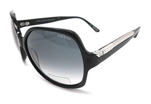 Nina Ricci - Gafas de sol para mujer, NR 3216 F, color negro, C01