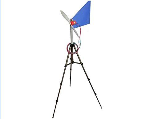 Travel Wind Turbine Generator II Portable Power for RVers,...