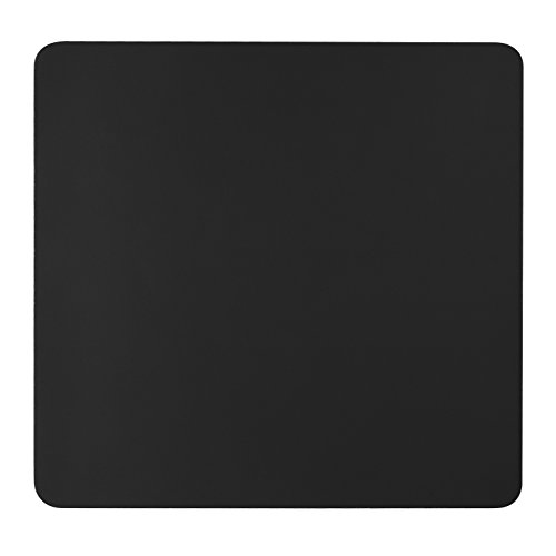Quality Selection Comfortable Mouse Pad - 10 Pack, Black