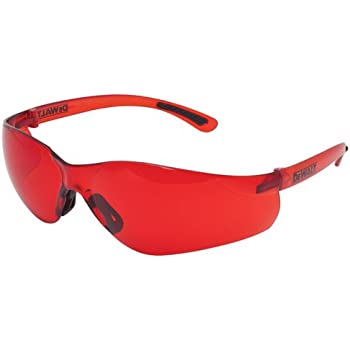 DEWALT Laser Level Enhancement Glasses, Red (DW0714)