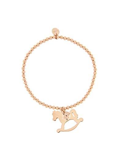 colección joyas Rue des mil: collares, pulseras, diseño de y pendientes Rosa