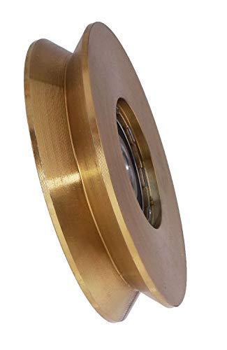 Hochlast Laufrolle Torrolle in 10 Größen (90mm)