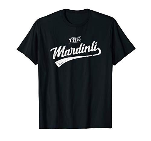 Mardinli 47 Türkiye Memleket Mardin Geschenk T-Shirt