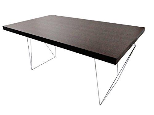 Temahome Multi-Tres Schreibtisch Arbeitstisch Bürotisch Tisch Holz Schoko NEU