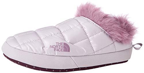 The North Face Women's W TB TNTMUL Fur V Low Rise Hiking Boots, Purple (Irislavndr/Italianplmprpl Gv7), M (M EU) M