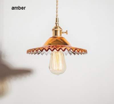 5151BuyWorld Lamp kristal schedel Scandinavische kop koperen hanger huis van geperst glas hanglamp licht hotel eetkamer huis licht paraplu restaurant