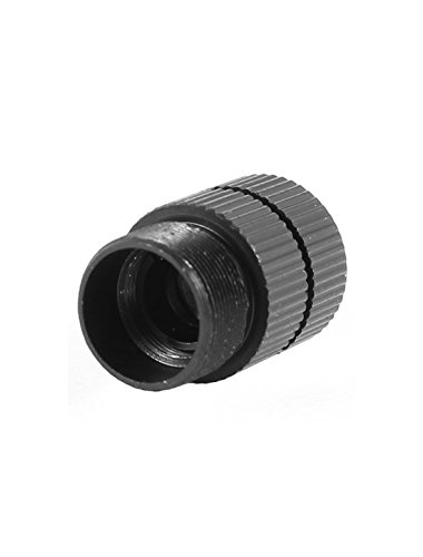 uxcell Replacement Black CCTV Box Camera 25mm Focal Length Board Lens F1.2