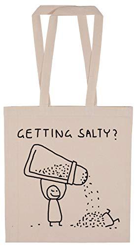 Getting Salty Bolsos Totes