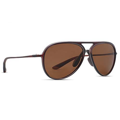 MAXJULI Gafas de sol deportivas polarizadas Tr90 irrompibles, marco para correr, pescar, béisbol, MJ8005