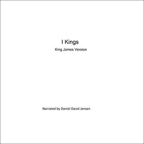 I Kings audiobook cover art
