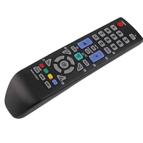 Repuestos y 1pc BN59-00865A Control remoto duradero perfecto Control remoto de bajo consumo de energía para Samsung &Odoukey