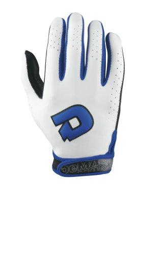 DeMarini Men's Superlight Batting Glove, Royal, XX-Larg