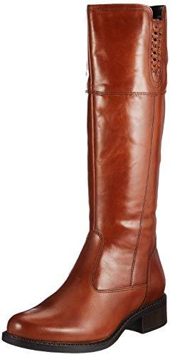Tamaris Damen 1-1-25565-25 Kniehohe Stiefel, braun, 39 EU