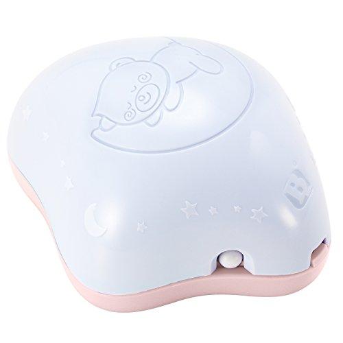 Infantino Mobiles Nachtlicht, Nachtlampe, blau/rosa