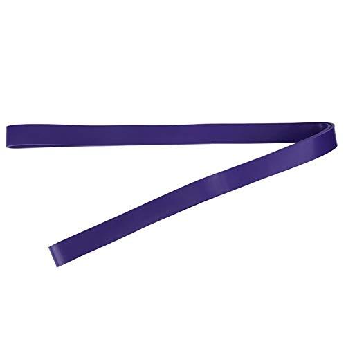 FOLOSAFENAR Lavado en Agua Leg Force Training Soft, para Practicar Yoga(Purple 35-85 pounds)