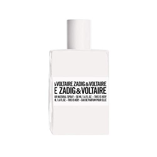 Zadig & Voltaire This Is Her! Eau De Parfum 50 Ml