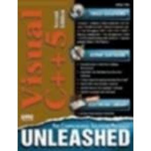 VISUAL C++ 5 Unleashed (with CD)