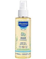 Mustela Baby Massage Oil, 100 ml, Piece of 1