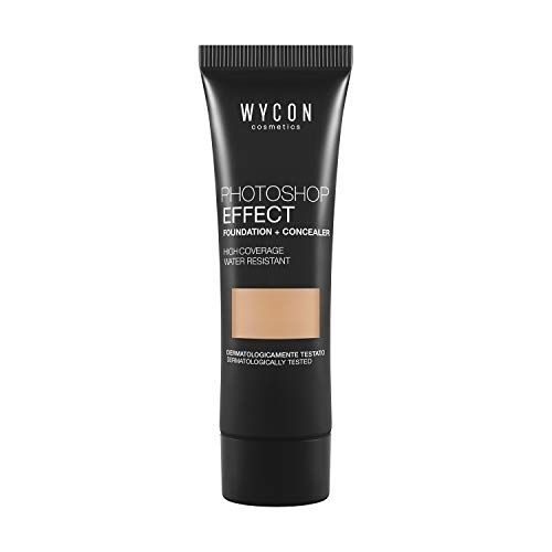 WYCON cosmetics PHOTOSHOP EFFECT FOUNDATION altissima coprenza (NW20)