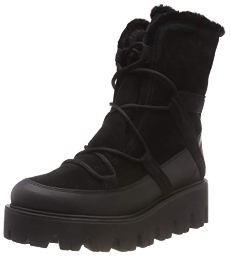 KMB Damen GOLONY Schneestiefel, Schwarz (Black 1), 40 EU
