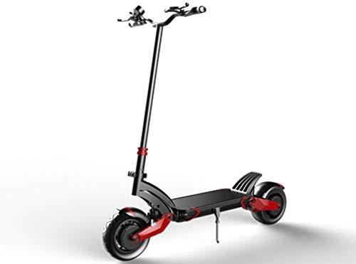 NYX Zero 10X Dual 1000W 52V 23Ah LG 65 km/h 80 km Reichweite Traglast 150 kg City Off-Road E-Scooter
