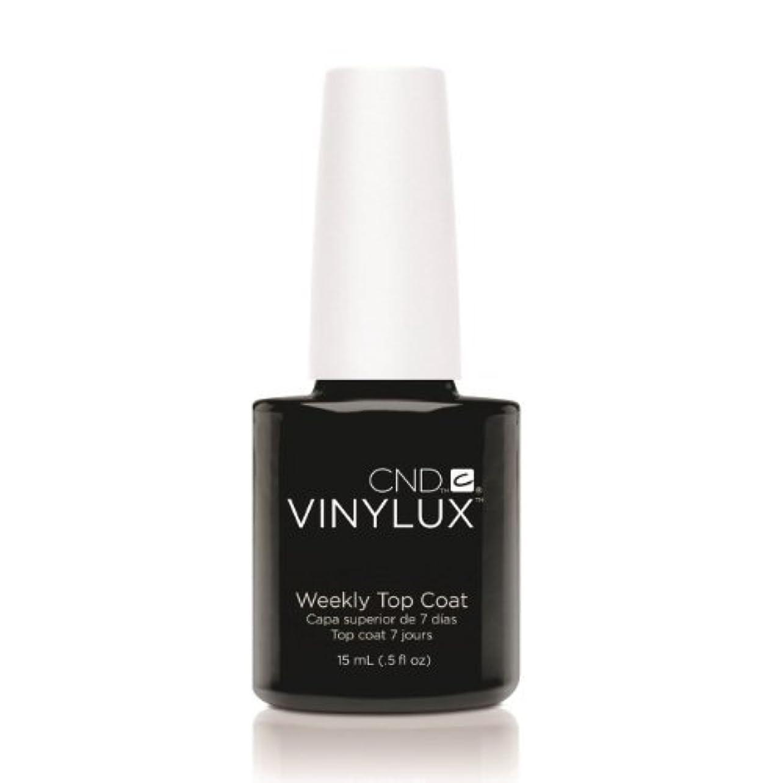 ようこそ壁紙びっくりする(3 Pack) CND VINYLUX Weekly Top Coat - Clear (並行輸入品)