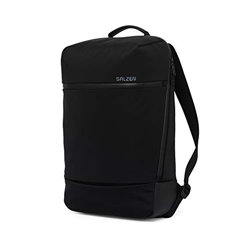 SALZEN Daypack - Businessrucksack - Phantom Black - Black
