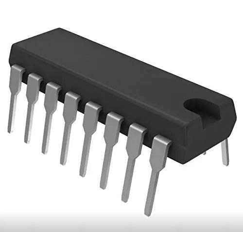 10 piezas originales 10 piezas/lote CD4017 CD4017B CD4017BE 4017 DECADE COUNTER DIVIDER IC DIP16