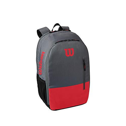 Wilson Team  Red/Gray  One Size