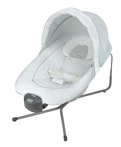Graco Pack 'n Play Quick Connect Playard with Portable Bouncer, Raleigh