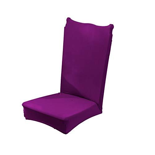 N / A Funda de sofá con impresión de flores extraíble para silla, funda elástica para asiento de cocina, accesorios de decoración del hogar