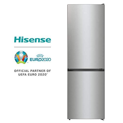 Hisense RB390N4AC20 Kühl-Gefrier-Kombination/A++/ Total No Frost/FreshBox/Crispzone mit Feuchteregler/LED Innenbeleuchtung/ 302L Nutzinhalt