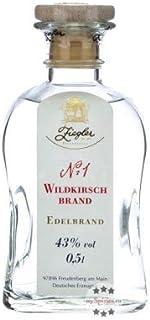 Ziegler Nr. 1 Wildkirschbrand 0,5 l, 43%, Brennerei Ziegler, Freudenberg - Baden - Deutschland