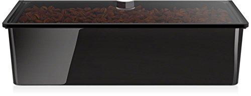 Saeco CA6803/00 Austauschbarer Bohnenbehälter für die Moltio-Serie, schwarz