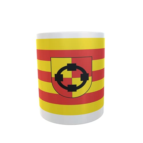 U24 Tasse Kaffeebecher Mug Cup Flagge Olsberg