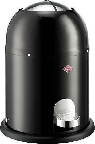 Wesco 180 212 Single Master Abfallsammler 9 Liter schwarz