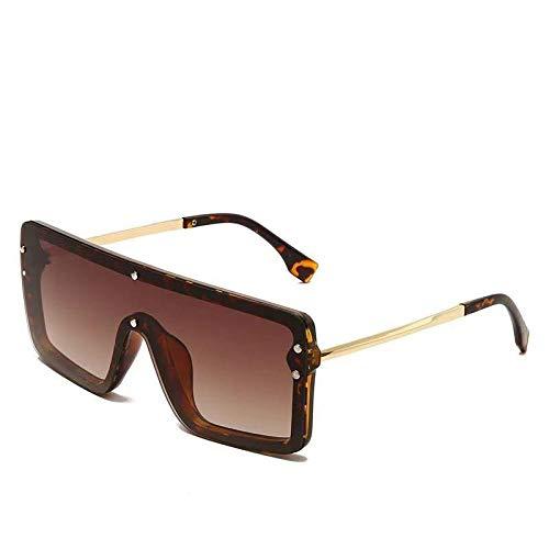 hqpaper Gafas De Sol Creativas Gafas De Sol De Moda Gafas De Sol Multicolor-marrón