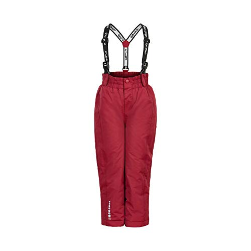 MINYMO Skihose TUSSOR Solid Rio red 146