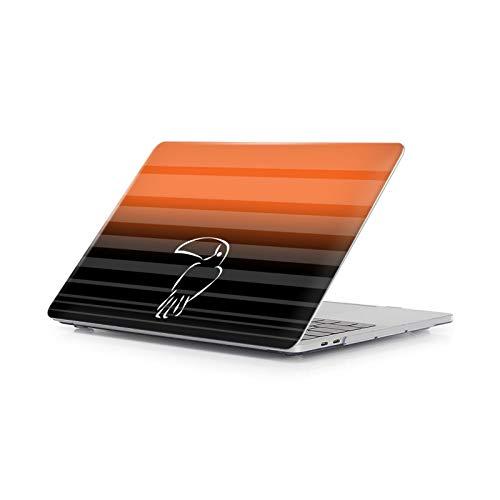 Head Case Designs Oficial Grace Illustration Bird 2 Animals Carcasa Rígida Compatible con Macbook MacBook Pro 15.4' A1707/A1990