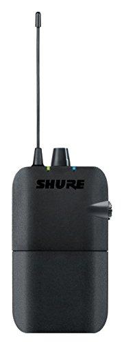 シュアー SHURE P3R-JB ボディパック型受信機 ワイヤレスマイク