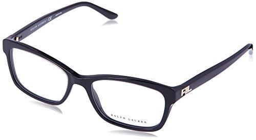 Ralph Lauren RL6169 Eyeglasses 5654 Top Grey Transparent Black 53-17-140