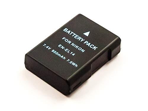 AGI - Batería de Repuesto para Nikon Coolpix P7800