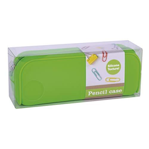APLI 18421 - Estuche silicona Fluor Collection - Verde